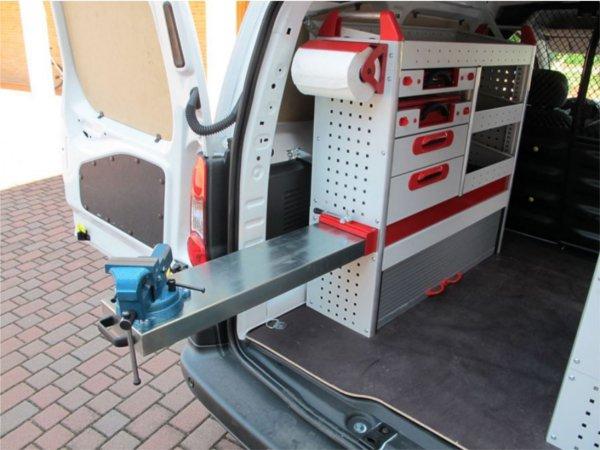 amenagement camion plombier abm utilitaires