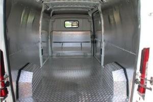 Habillage v hicule utilitaire abm utilitaires for Habillage interieur fourgon